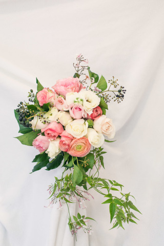 throw away bouquet