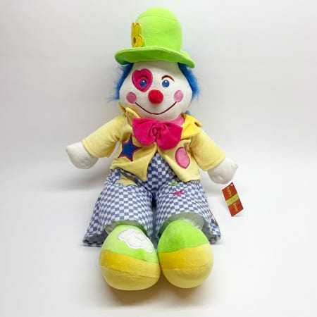 Raggety Clown