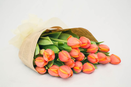 Seasonal Tulip Bouquet